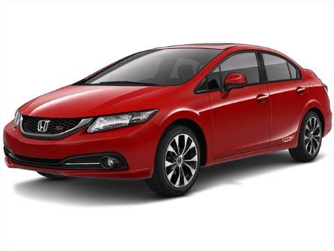 2013 Honda Civic Si Sedan 4D  photo