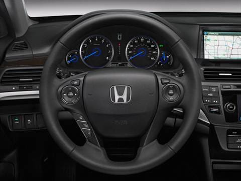 2013 honda crosstour Interior