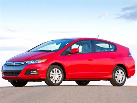 2013 Honda Insight. 42 MPG Combined