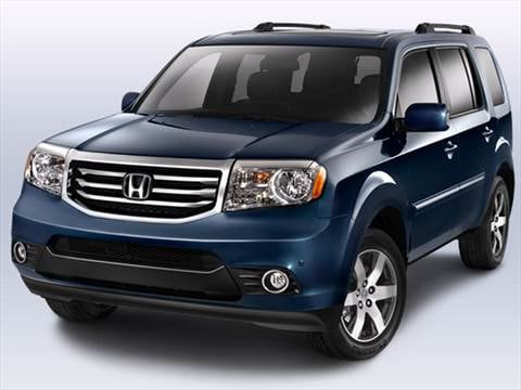 Lovely 2013 Honda Pilot