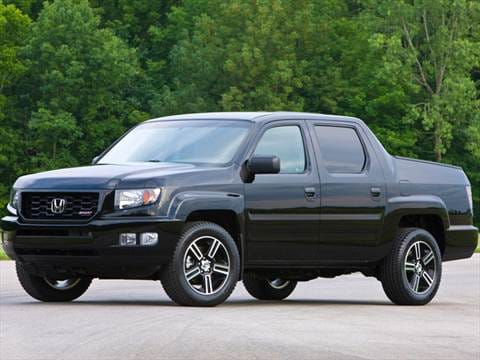 2013 Honda Ridgeline Pricing Ratings Amp Reviews Kelley