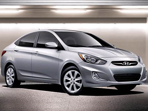 Superior 2013 Hyundai Accent