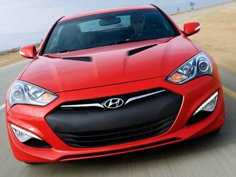 ... 2013 Hyundai Genesis Coupe Exterior