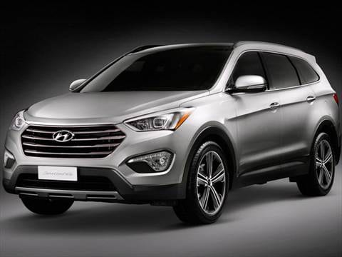 2013 Hyundai Santa Fe Limited Sport Utility 4D  photo