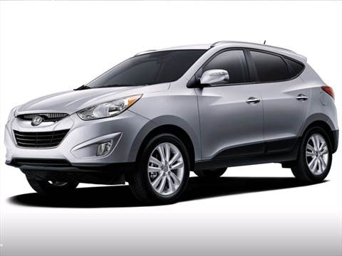 Wonderful 2013 Hyundai Tucson. 25 MPG Combined