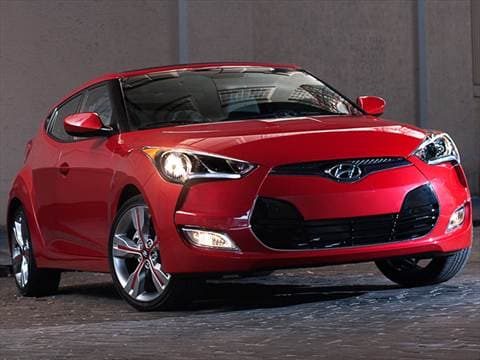2013 Hyundai Veloster Pricing Ratings Reviews Kelley Blue Book