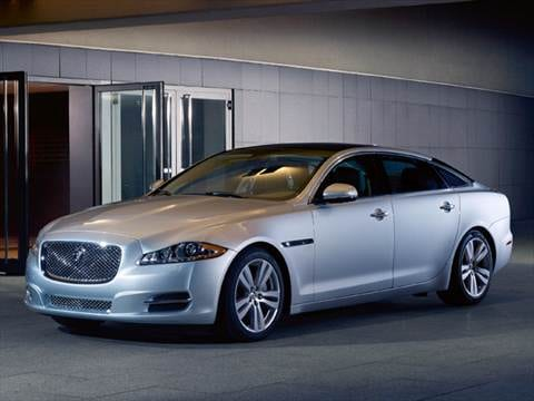Exceptional 2013 Jaguar Xj