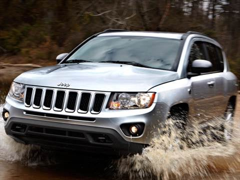 2013 Jeep Compass Latitude Sport Utility 4D  photo