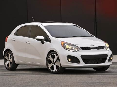 2013 Kia Rio LX Hatchback 4D  photo