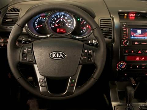 Attractive ... 2013 Kia Sorento Interior