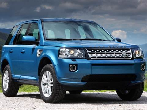 2013 Land Rover LR2 Sport Utility 4D  photo