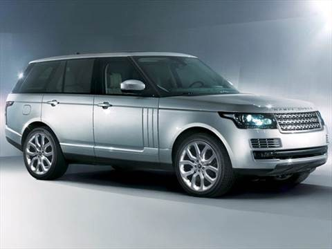 2013 Land Rover Range Rover HSE Sport Utility 4D  photo