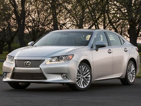 2013 Lexus Es Pricing Ratings Reviews Kelley Blue Book