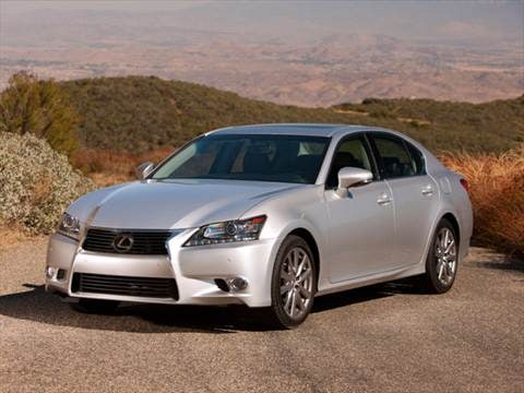 2013 Lexus GS GS 350 Sedan 4D  photo