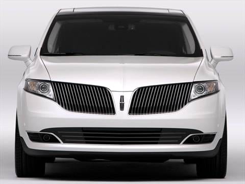 2013 lincoln mkt Exterior