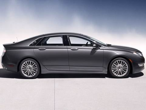 2013 lincoln mkz sedan 4d pictures and videos kelley blue book. Black Bedroom Furniture Sets. Home Design Ideas