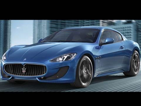 2013 Maserati Granturismo Pricing Ratings Reviews Kelley Blue