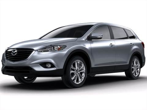 2013 Mazda CX-9 Sport SUV 4D  photo