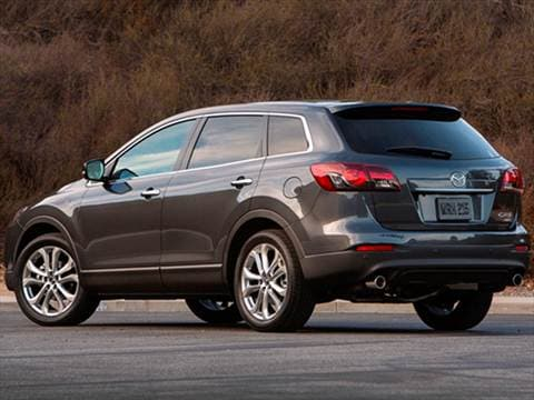 2013 Mazda Cx 9 Pricing Ratings Amp Reviews Kelley Blue Book