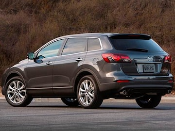 2013 mazda cx 9 pricing ratings reviews kelley blue. Black Bedroom Furniture Sets. Home Design Ideas
