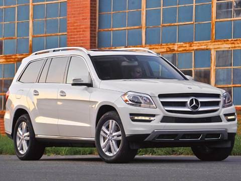 2013 Mercedes-Benz GL-Class GL550 4MATIC Sport Utility 4D  photo
