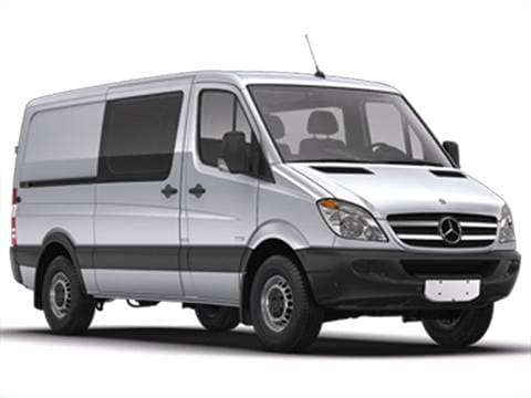 2013 mercedes benz sprinter 2500 crew