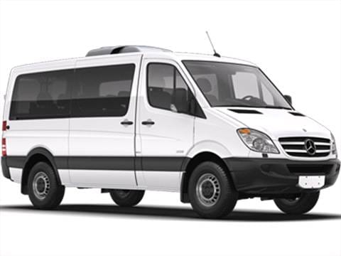 2013 mercedes benz sprinter 2500 passenger