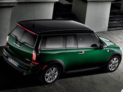 2013 Mini Clubman Pricing Ratings Reviews Kelley Blue Book
