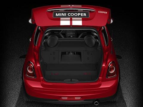 2013 mini coupe Exterior