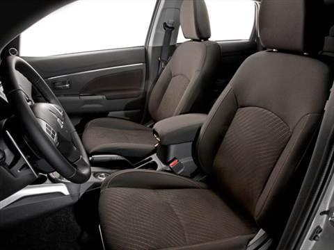 2013 Mitsubishi Outlander Sport Interior ...