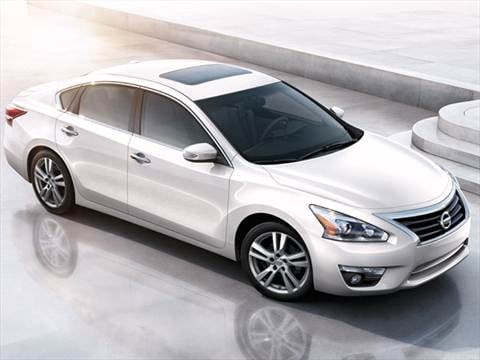 2013 Nissan Altima 2.5 Sedan 4D  photo