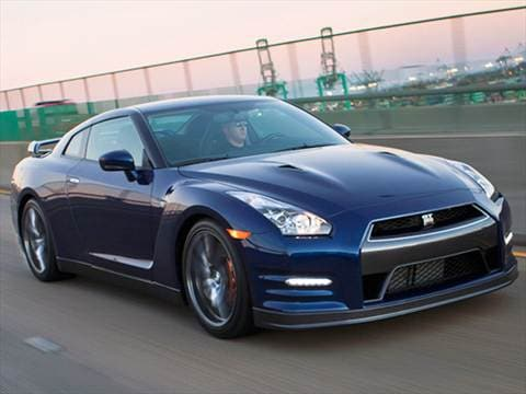 2013 Nissan GT-R | Pricing, Ratings & Reviews | Kelley Blue Book