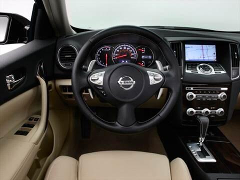 2013 Nissan Maxima Interior ...