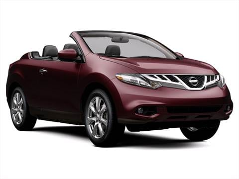 2013 Nissan Murano CrossCabriolet Sport Utility 2D  photo