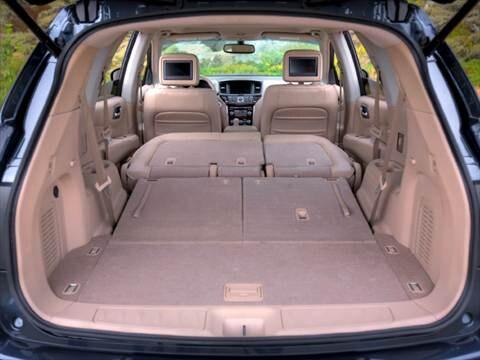 ... 2013 Nissan Pathfinder Interior