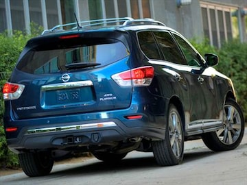 2013 nissan pathfinder pricing ratings reviews kelley blue book 2013 nissan pathfinder exterior 2013 nissan pathfinder exterior fandeluxe Choice Image