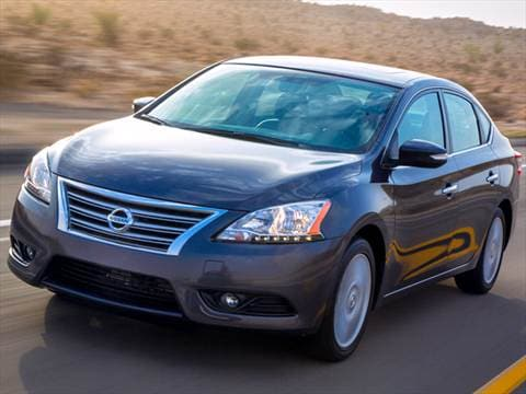 2013 Nissan Sentra SR Sedan 4D  photo