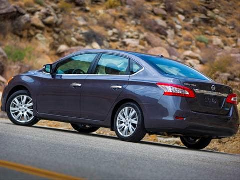 2013 nissan sentra sr sedan 4d pictures and videos kelley blue book. Black Bedroom Furniture Sets. Home Design Ideas