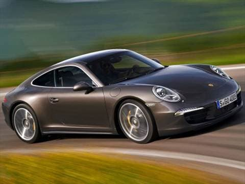 2013 Porsche 911 | Pricing, Ratings & Reviews | Kelley Blue Book