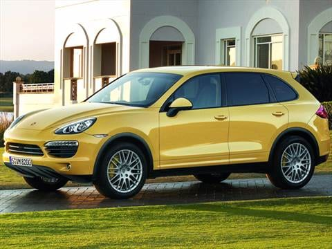 2013 porsche cayenne reviews