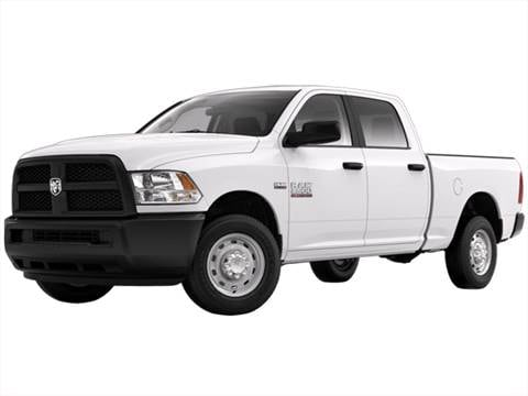 2013 Ram 3500 Crew Cab Big Horn Pickup 4D 6 1/3 ft  photo