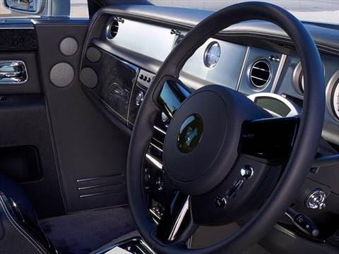 2013 rolls royce phantom Interior