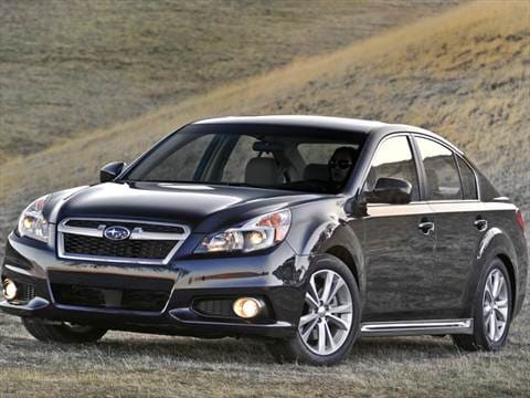 2013 Subaru Legacy Pricing Ratings Reviews Kelley Blue Book
