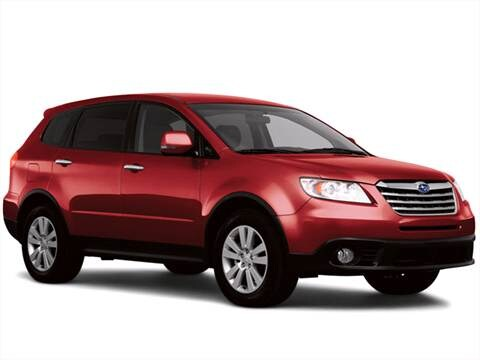 2013 Subaru Tribeca Pricing Ratings Reviews Kelley Blue Book