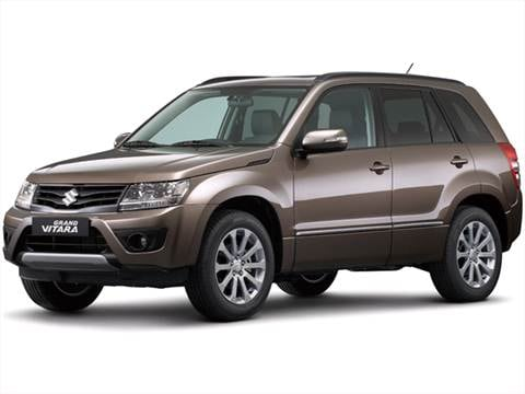 2013 Suzuki Grand Vitara Sport Utility 4D  photo