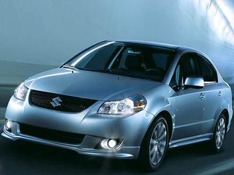 Suzuki Sx4 Pricing Ratings Reviews Kelley Blue Book