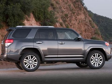 2013 Toyota 4runner Pricing Ratings Reviews Kelley Blue Book