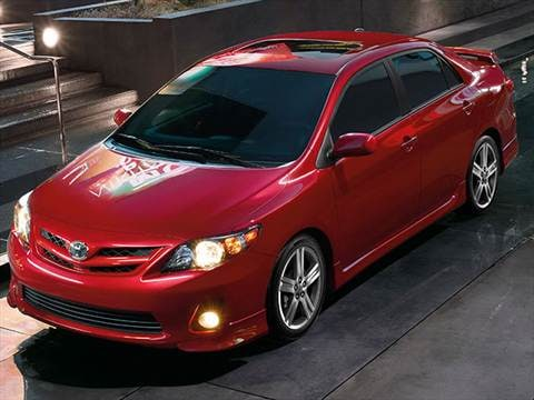 2013 Toyota Corolla Pricing Ratings Amp Reviews Kelley