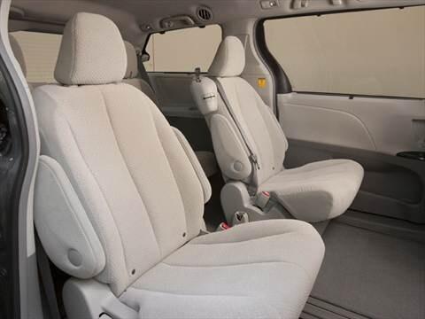 2013 Toyota Sienna Exterior 2013 Toyota Sienna Interior ...