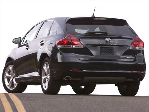 ... 2013 Toyota Venza Exterior